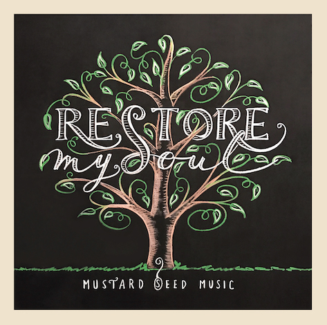 Restore My Soul - Album Cover